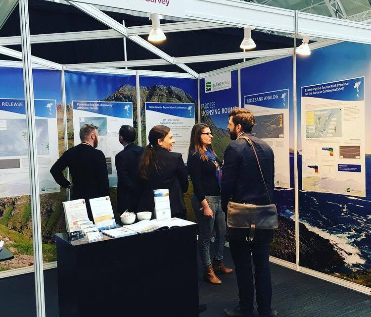 Substantial interest for the Faroes licensing round
