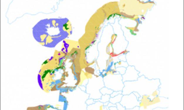 Seafloor data in Europe online via EMODnet