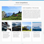 EDU-ARCTIC competitions as an effective way to increase student´s interest in STEM