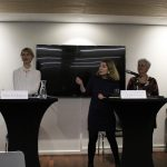 Women and Edu-Arctic on International Women's Day in Brussels