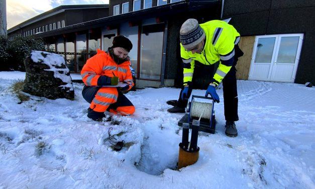 Student Internship at Jarðfeingi