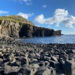 Útferð um eldgos og ístíðir í Suðuroy leygardagin 24. apríl