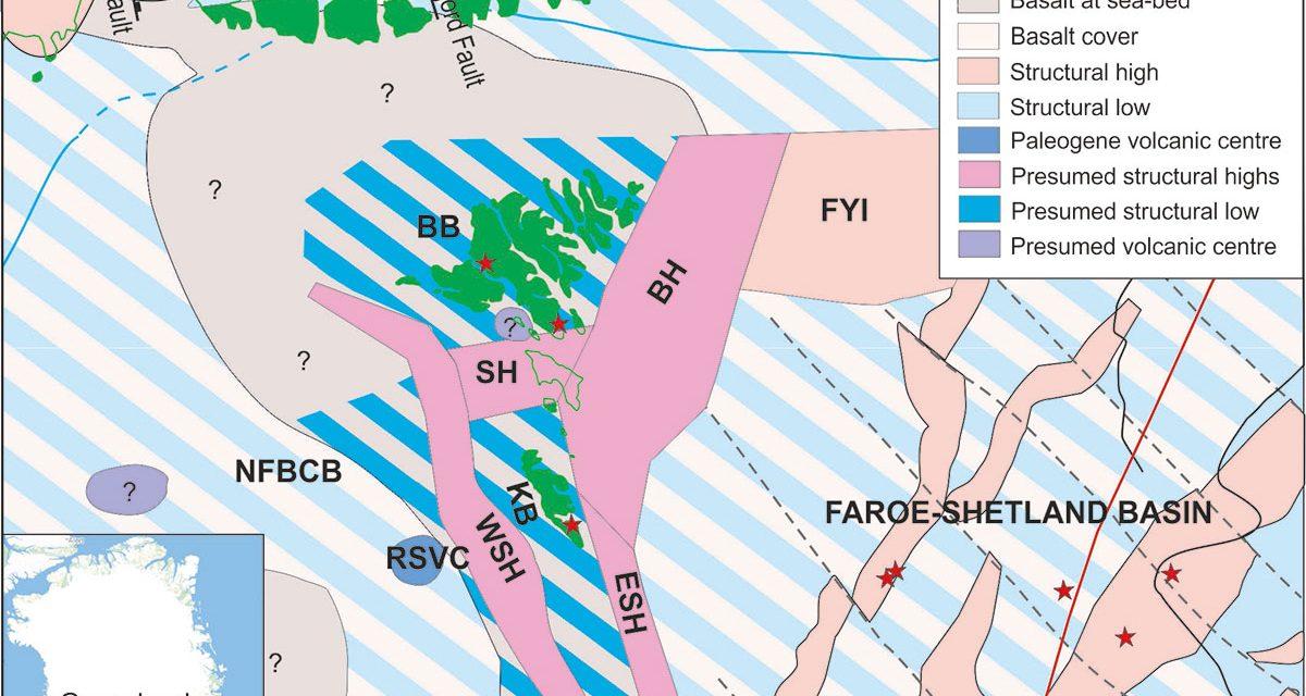 Scientific paper in Tectonics