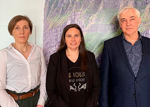 Óluva R. Eidesgaard vardi sína ph.d. við Københavns Universitet